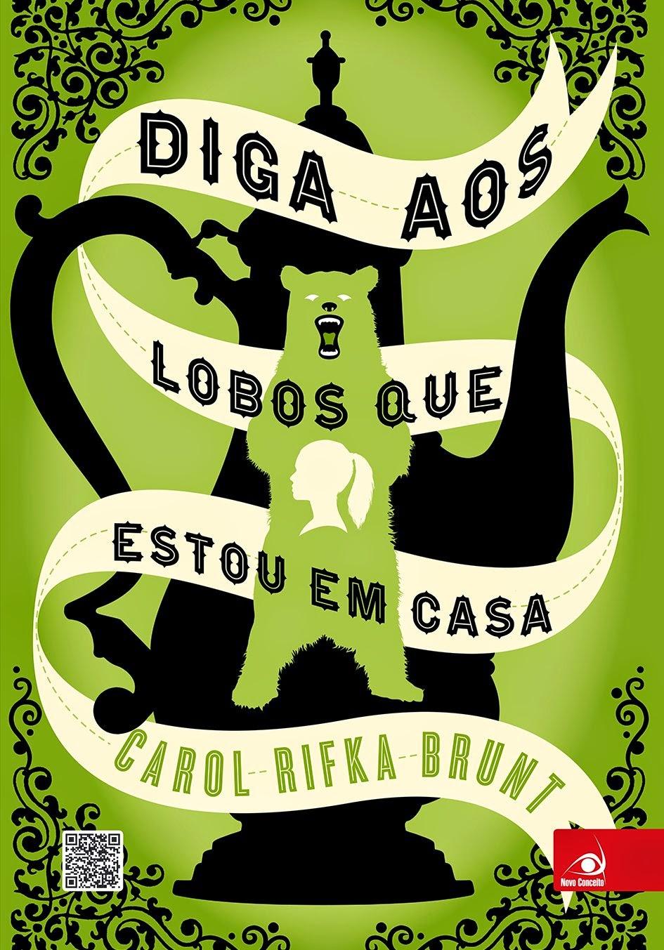 http://www.skoob.com.br/livro/344445-diga-aos-lobos-que-estou-em-casa