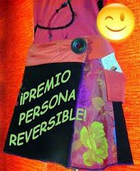 PREMIO PERSONA REVERSIBLE
