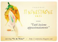 abbiamo vinto il contest di NINA!  :)