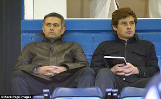 I Would Have Been Better Without Mourinho ~ Spurs Boss Villas Boas