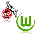Live Stream FC Köln - VfL Wolfsburg