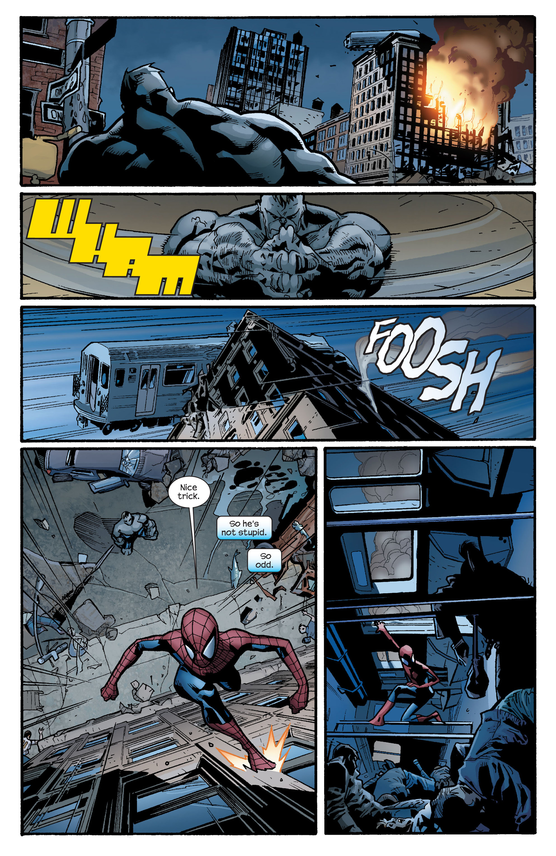 Ultimate Spider-Man (2000) Issue #131 #135 - English 13
