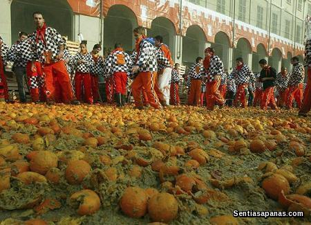 Ivrea Orange Festival [3]