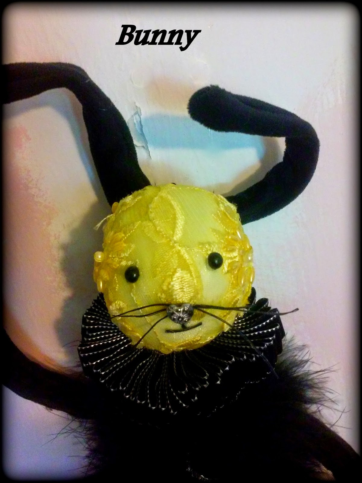 Bumble Bee Bunny