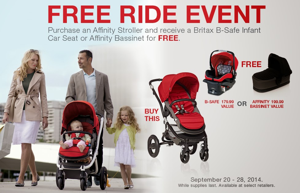 cool moms cool tips Britax free ride event details