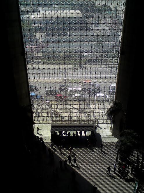 Em passagem pelo TRT/SP. Impossível não lembrar dos R$169,5 milhões desviados pelo Lalau...