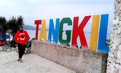 pulau tangkil lampung