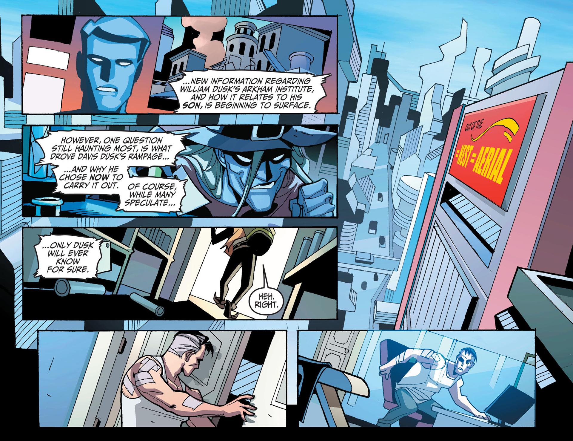 Batman Beyond 2.0 #8 #33 - English 19