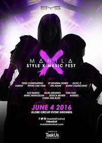Manila X Festival