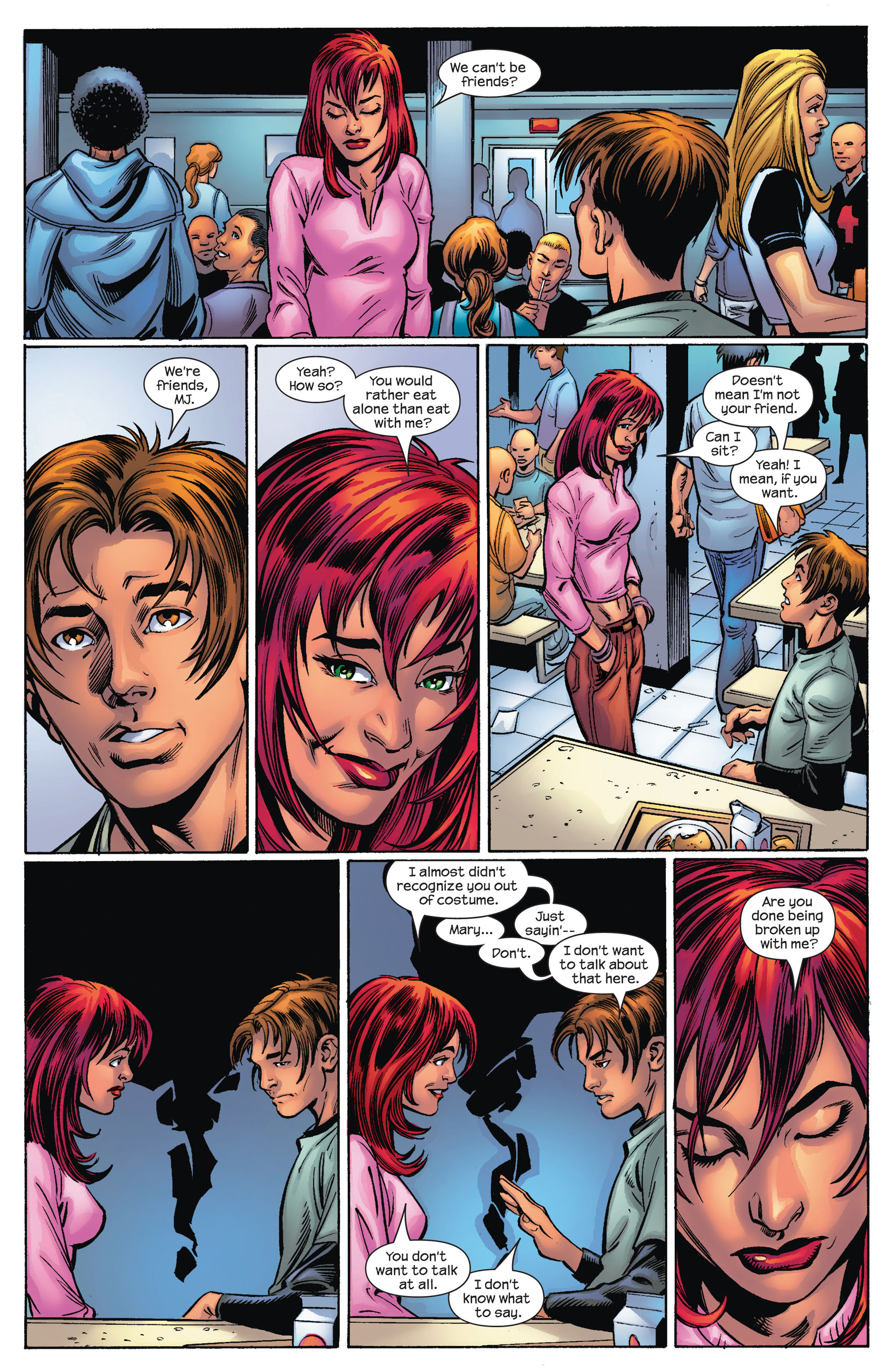 Ultimate Spider-Man (2000) Issue #83 #87 - English 10