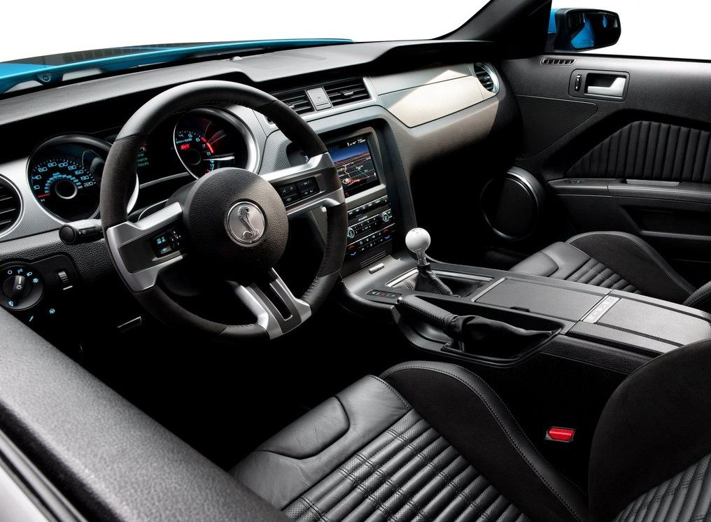2015 Ford Mustang Shelby Gt500 Interior 2013 Ford Mustang Shelby Gt500
