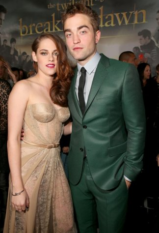 Kristen Stewart, Robert Pattinson Split For Now