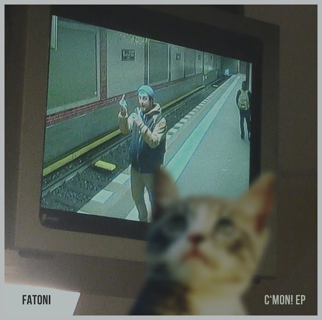 FATONI - C´MON! EP - FREEDOWNLOAD | DIE EP DER WOCHE IM ATOMLABOR