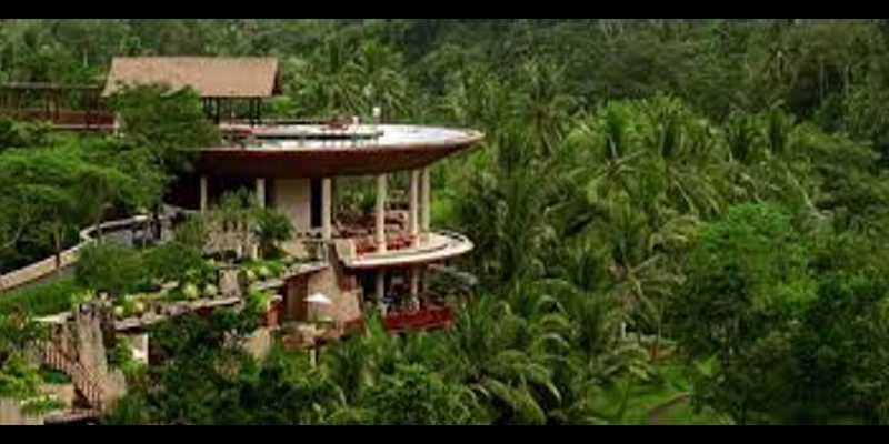 9 TEMPAT ROMANTIS Sepanjang Masa di Indonesia - Desa Ubud
