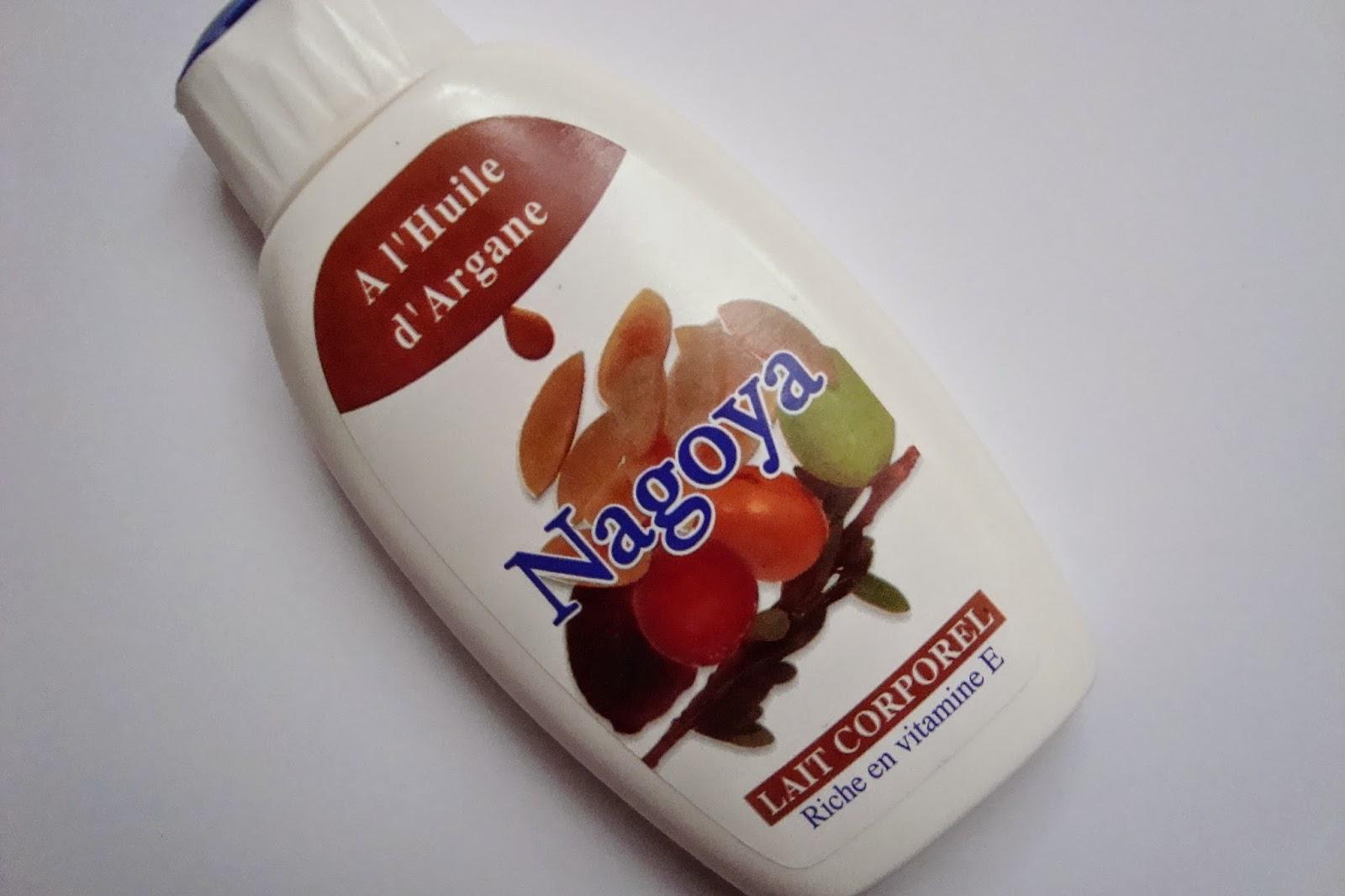 Mleczko Nagoya Olejek Arganowy 140 ml z Maroko Sklep