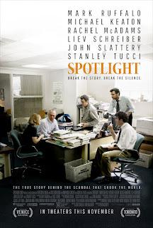 Spotlight Movie Poster 1