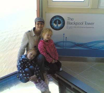 Blackpool tower win tickets