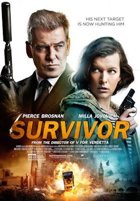 Survivor 2015 DVD R1 NTSC Latino