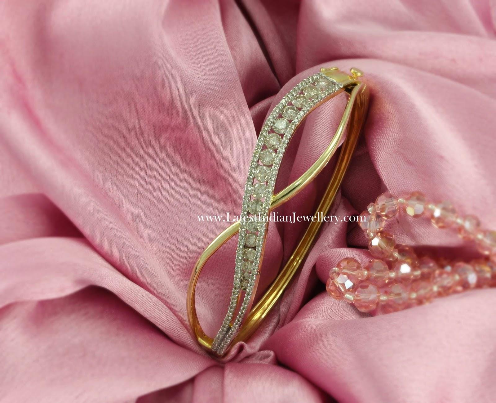 Exclusive Ladies Diamond Bracelet
