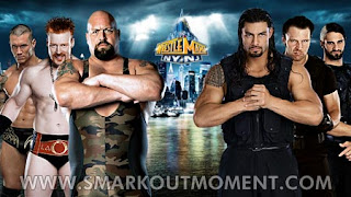 Watch WWE WrestleMania Orton Sheamus Big Show Shield Match WrestleMania XXIX 29