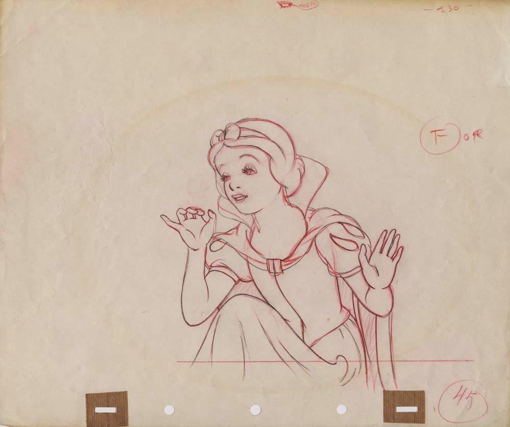 pelicula,blancanieve y los siete enanitos,Walt Disney