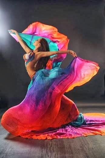 Bailar ao canto dos Ventos...