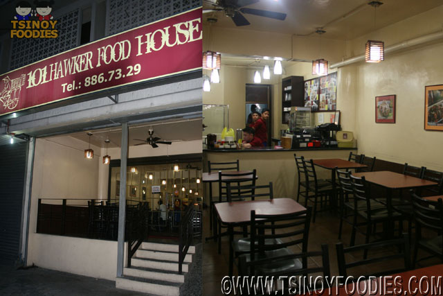 hawker food house