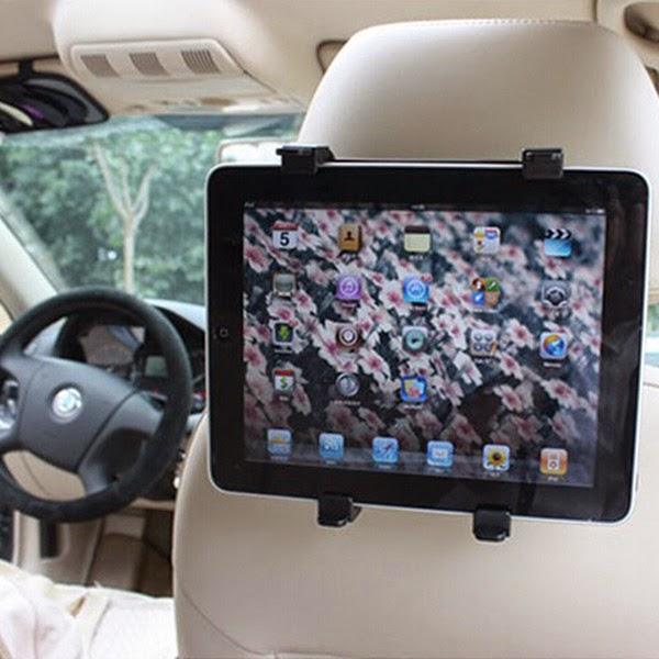iPad Car Seat Mount Bracket Holder