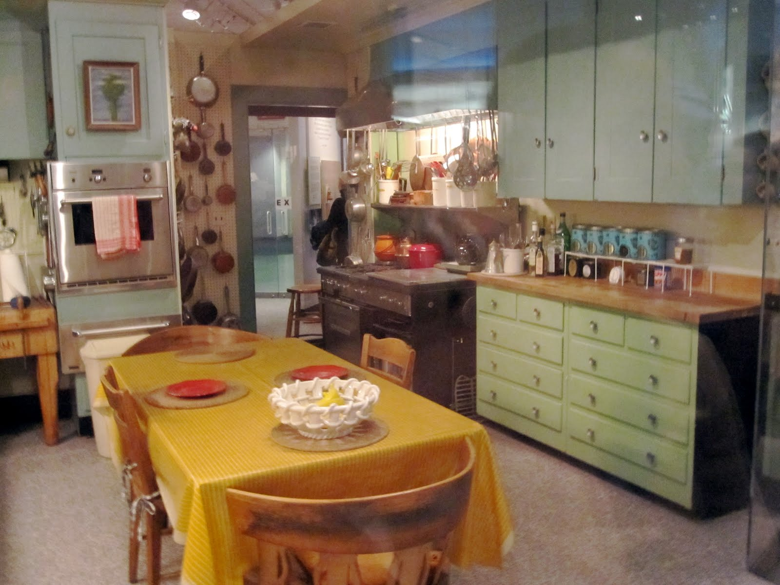 Bon Appétit: Inside Julia Child's Kitchen ~ Inside My Present