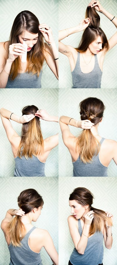 traveling hairstyles