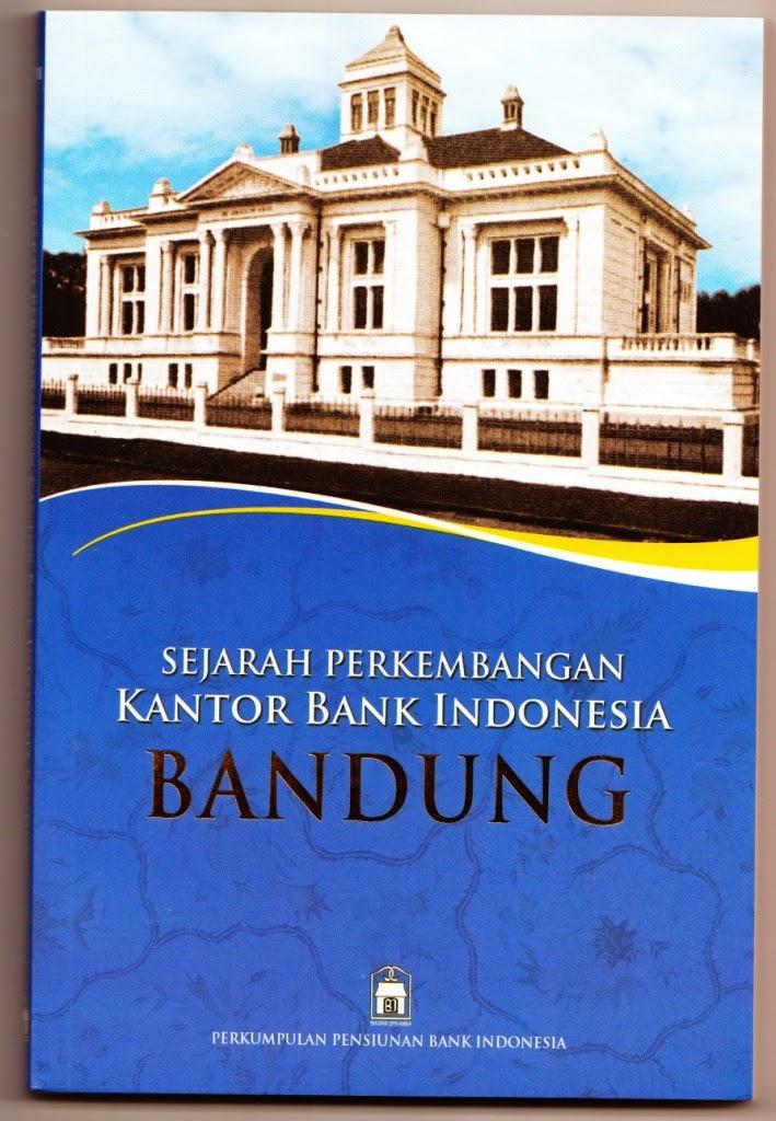 Buku Sejarah KPw BI Bandung