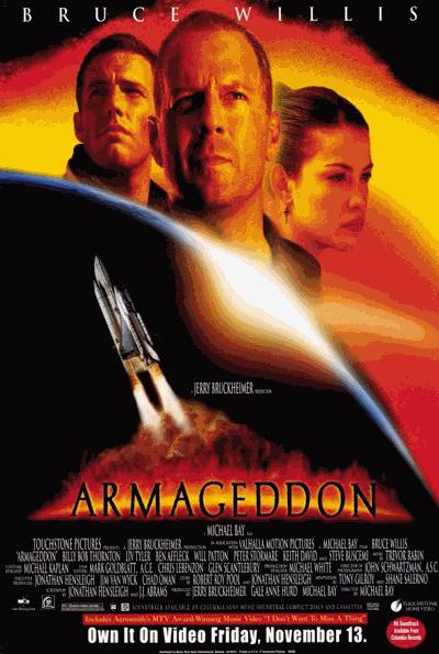 Armageddon วันโลกาวินาศ DVD HD 720p