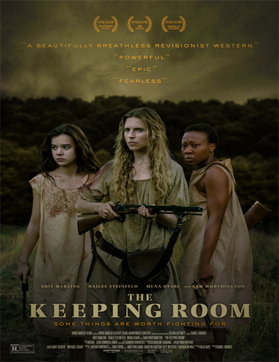 Ver The Keeping Room (En defensa propia) (2014) Online