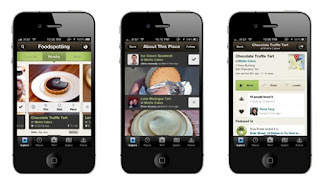 The Foodspotting app takes advantage of thousands of user reviews and pictures