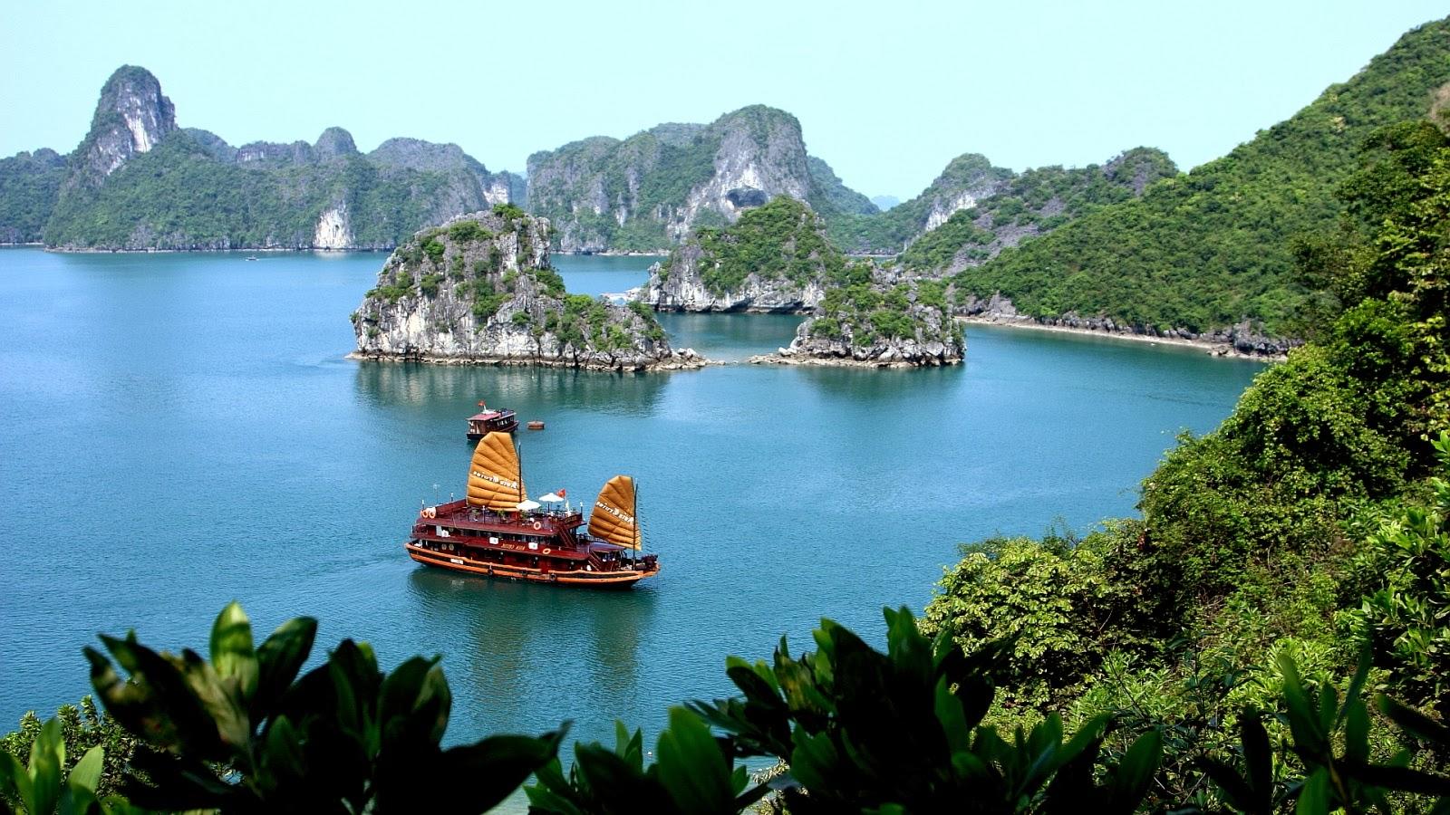 Beautiful Natural Places In Vietnam