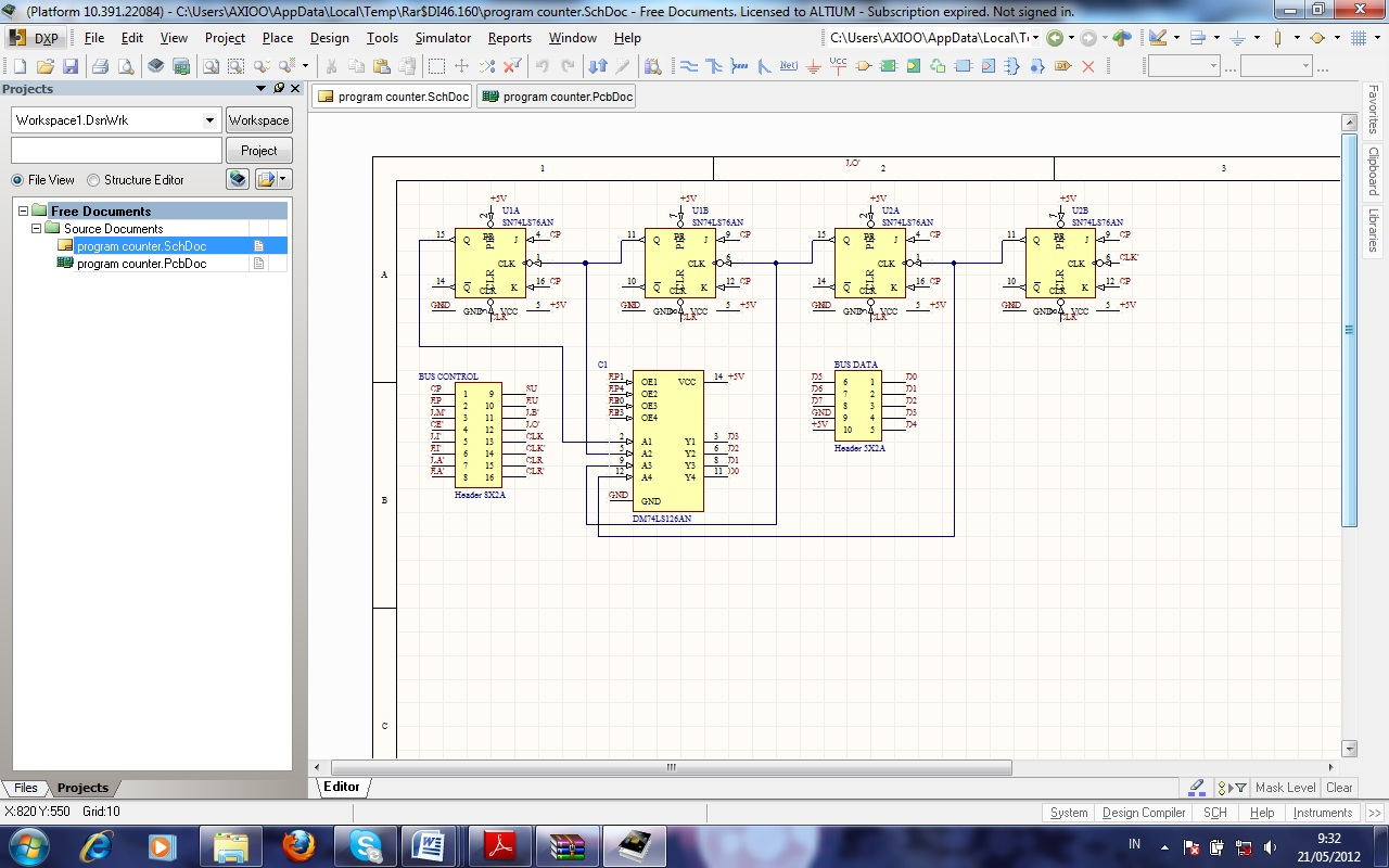 TNT Software: How to make PCB (Printed Circuit Board) using Altium ...