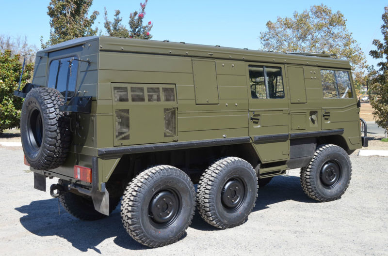 Pinzgauer 6x6 718 Army Surplus For Sale Html Autos Post