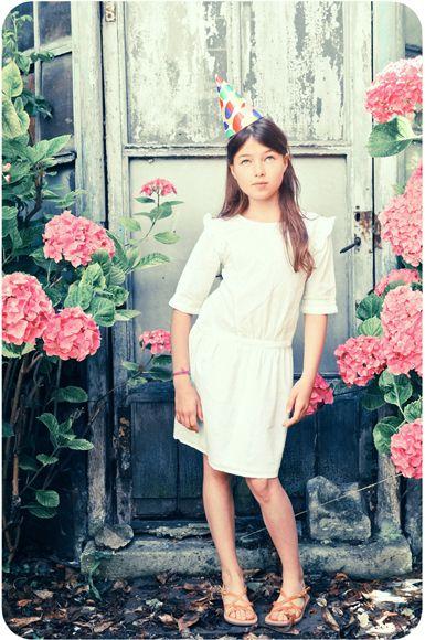 Merveilles moda niña