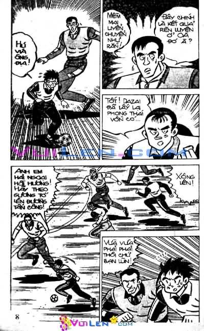 Jindodinho - Đường Dẫn Đến Khung Thành III Tập 55 page 8 Congtruyen24h