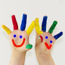 El rincón de las manualidades infantiles: Las artes plásticas en la etapa  de infantil