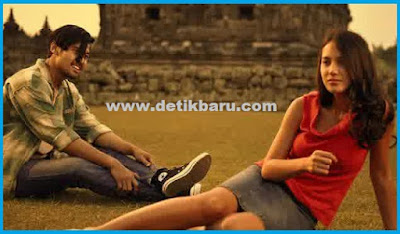 Chicco Jerikho dan Pevita Pearce di Film Aach Aku Jatuh Cinta
