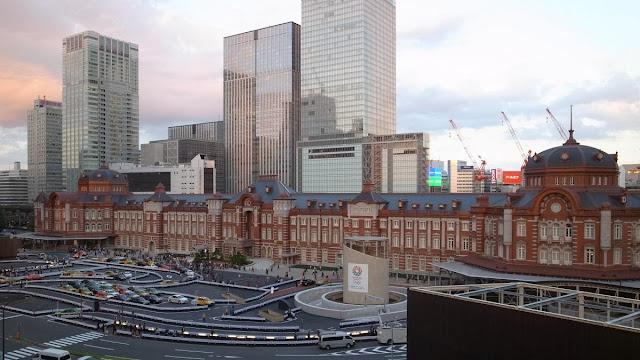 Tokyo Station Marunouchi Building, Japan