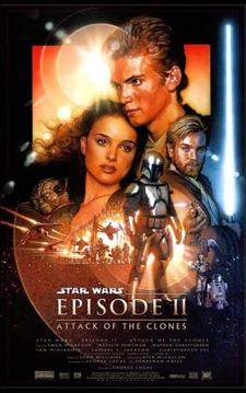 Star Wars 2 – DVDRIP LATINO