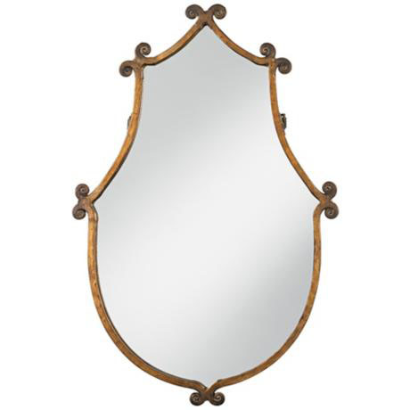 wall mirror