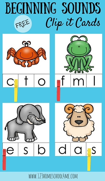 free beginning sounds clip it cards Finger Painting of Farm Animals Cute Farm Animal Clip Art