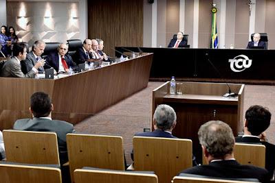 TCU recomenda rejeição das contas do governo de 2014