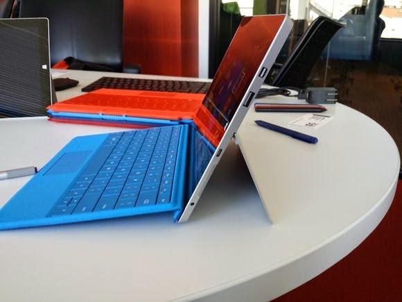 Surface 3 começam a ser vendidos no próximo dia 5 de maio em 26 países do mundo todo