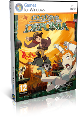 Goodbye Deponia (PC-GAME)