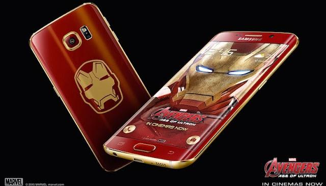 Galayx S& Edge edizione speciale Iron Man