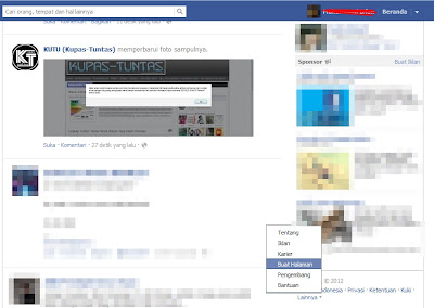 Tutorial membuat fanspage facebook 1 - [www.kupas-tuntas.com]